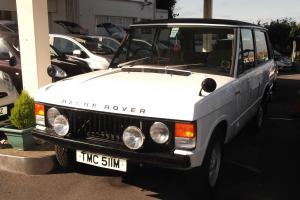 1973 Land Rover Range Rover 3DR Classic 3.5 V8  Photo