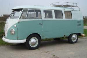 1961 VW SO34 Flip Seat Westy