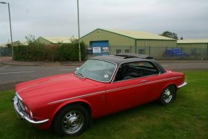 jaguar series 2 V12 coupe  Photo