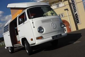 1971 Early Bay Westfalia Camper, White, MOT, 2 new Tyres, Drives Superb
