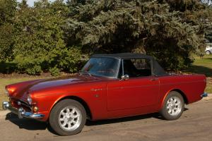 Other Makes : Sunbeam Tiger MKIA
