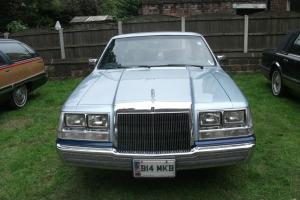 Lincoln Continental Valentino 35000miles nearly showroom condition price down