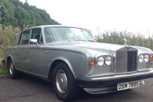 1977 ROLLS ROYCE SILVER SHADOW 2 - GREAT CONDITION- READY TO GO