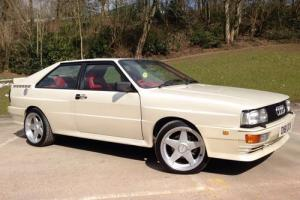 Audi Quattro Turbo Coupe 250hp AMAZING CONDITION