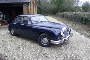 Daimler 2.5 V8 automatic 1967 Blue