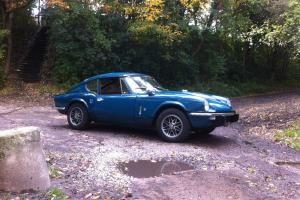 1972 TRIUMPH GT6 Mk3  Photo
