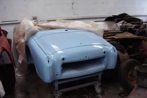 X6 TRIUMPH TR3A CAR PROJECTS PLUS SPARES - A JOB LOT - BUSINESS OPPORTUNITY