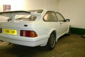SIERRA 3DR COSWORTH REPLICA . 2.9 V6 24V T3 TURBO EXCELLENT CAR 1984 classic  Photo