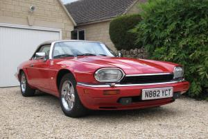 JAGUAR XJS 4.0 CONVERTIBLE CELEBRATION 1995  Photo