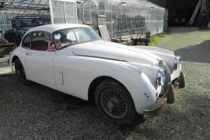 JAGUAR XK150 FOR RESTORATION WITH BRAND NEW CHASSIS  Photo