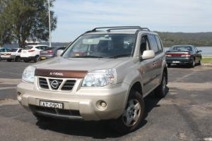 Nissan Xtrail 2002 Manual  Photo