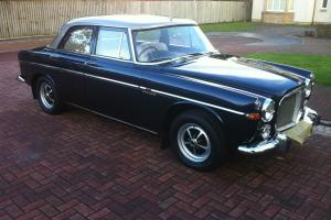 Rover P5B 3.5L V8 - 1971 Tax exempt