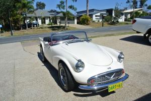 Daimler SP250 1961 2D Sports 4 SP Manual 2 5L Carb in Brisbane, QLD  Photo