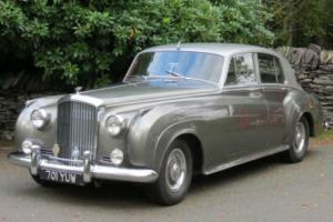 1961 Bentley S2 Saloon B564CU