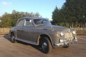 ROVER P4 60 1959 2 LITRE 4 cylinder RARE In extremely well maintained condition