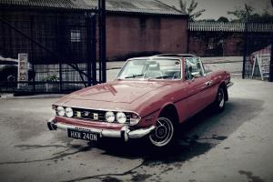 1975 Triumph Stag  Photo