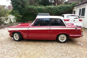 Triumph Herald 1360  Photo