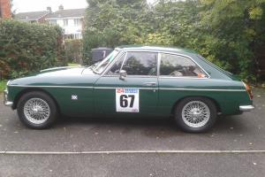 Stunning 1967 MGB GT  Photo