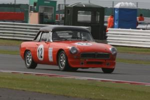 MGB Roadster 1973 Road,Race Car, Sprint Hillclimb ,Track Day MGCC , HSCC  Photo