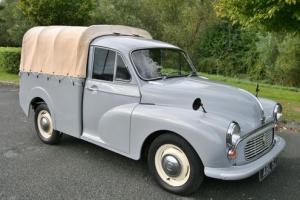 Austin Morris Minor Pick Up