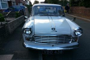 Standard Vanguard 1960 Mint Condition reg VBO 438