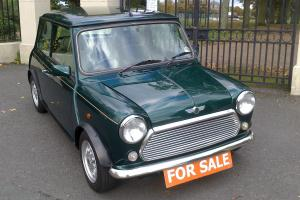 CLASSIC RARE ORIGINAL ONLY 21,000 MILES ROVER MINI 1.3 i  Photo
