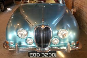1966 MK 2 JAGUAR 3.8 S-TYPE MOD - ABSOLUTELY WONDERFUL OPPORTUNITY..  Photo
