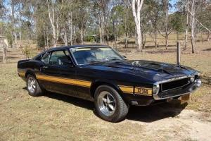 1969 Shelby Mustang GT350 Genuine Real Deal in Brisbane, QLD