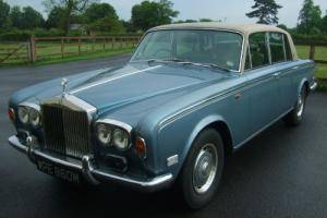 1974 rolls royce silver shadow  Photo