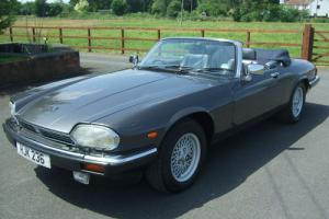 1990 Jaguar XJS V12 Convertible Automatic