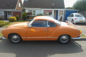 1969 Karman Ghia LHD California Import