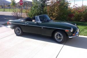 MG : MGB Roadster Photo