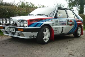 1990 LANCIA DELTA 16v HF INTEGRALE FULL WORKS COLOURS