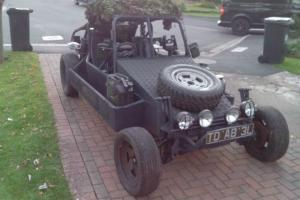 VW Chenowth Sandrail Fast Attack Vehicle Road legal and mental