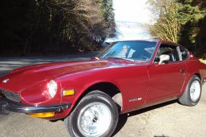 1974 Early 260Z Datsun/Nissan with Matching Numbers          240z 280z