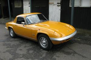 1970 Lotus Elan S4 SE FHC  Photo