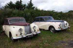 Armstrong siddeley star sapphire x2 for restoration or spares