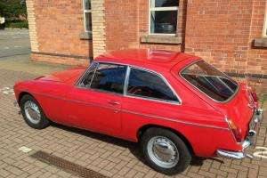 1966 MGB GT Superb Condition