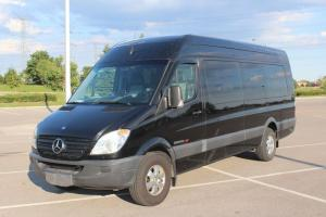 Mercedes-Benz : Sprinter 2500
