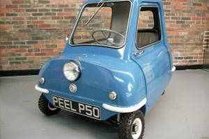 1963 Peel P50 Recreation