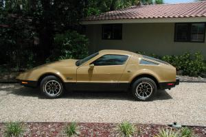 Bricklin Gullwing 1975