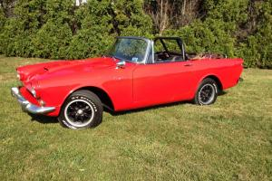 1966 SUNBEAM TIGER NO RESERVE ALL ORIGINAL 260 HARD TOP TRUE BARN FIND RARE