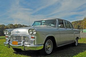 Checker Marathon Restored w/ all original parts Concours D'elegance Winner