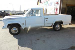 1963 WILLYS JEEP J 200 4 WHEEL DRIVE