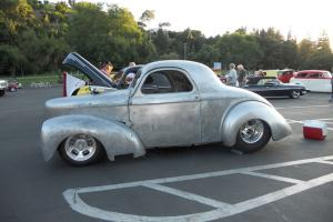 All Steel 1941 Willys 2 Door Coupe Boss 429 1940 Willys Coupe