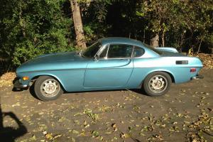 1972 volvo p 1800 original owner died 600 miles ago 90,000 miles  all original