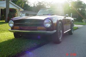 1970 TRIUMPH TR 6 - A very desirable Year -