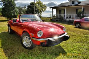 1974 Triumph Spitfire fresh resto with 16610 original miles!!!