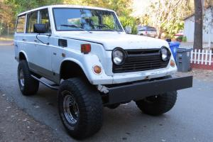 Ready for the Hills 1970 FJ55 Land Cruiser Wagon