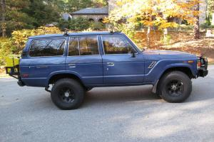 1987 Toyota Land Cruiser HJ60 Sport Utility 4-Door 2H diesel-REDUCED